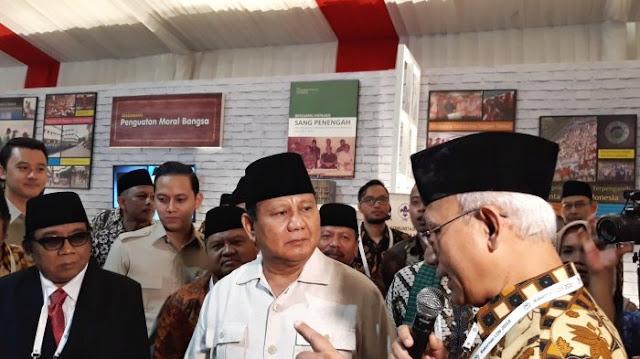 Ternyata Ini Alasan Prabowo Jarang Tampil di TV pada Masa Kampanye