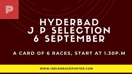 Hyderabad Jackpot Selections 6 September