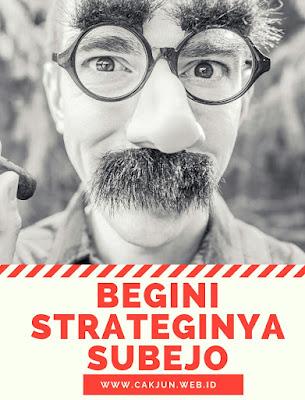 Goro Goro Poso : Strategi Saat Lebaran Tiba