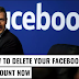 How Do I Temporarily Disable My Facebook Account