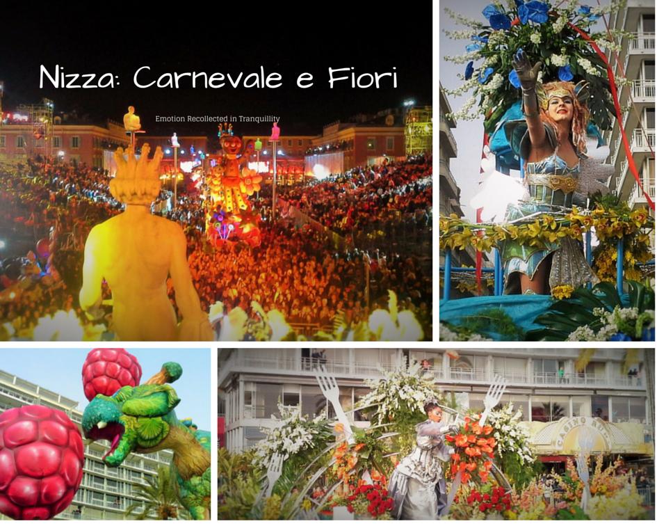 Visitare Nizza durante il Carnevale e assistere alla battaglia dei fiori