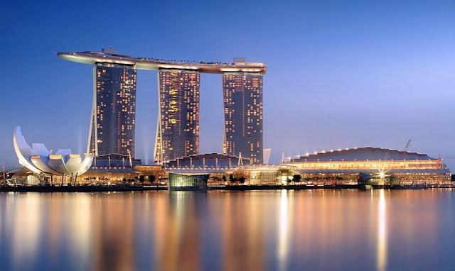 3. Marina Bay Sands