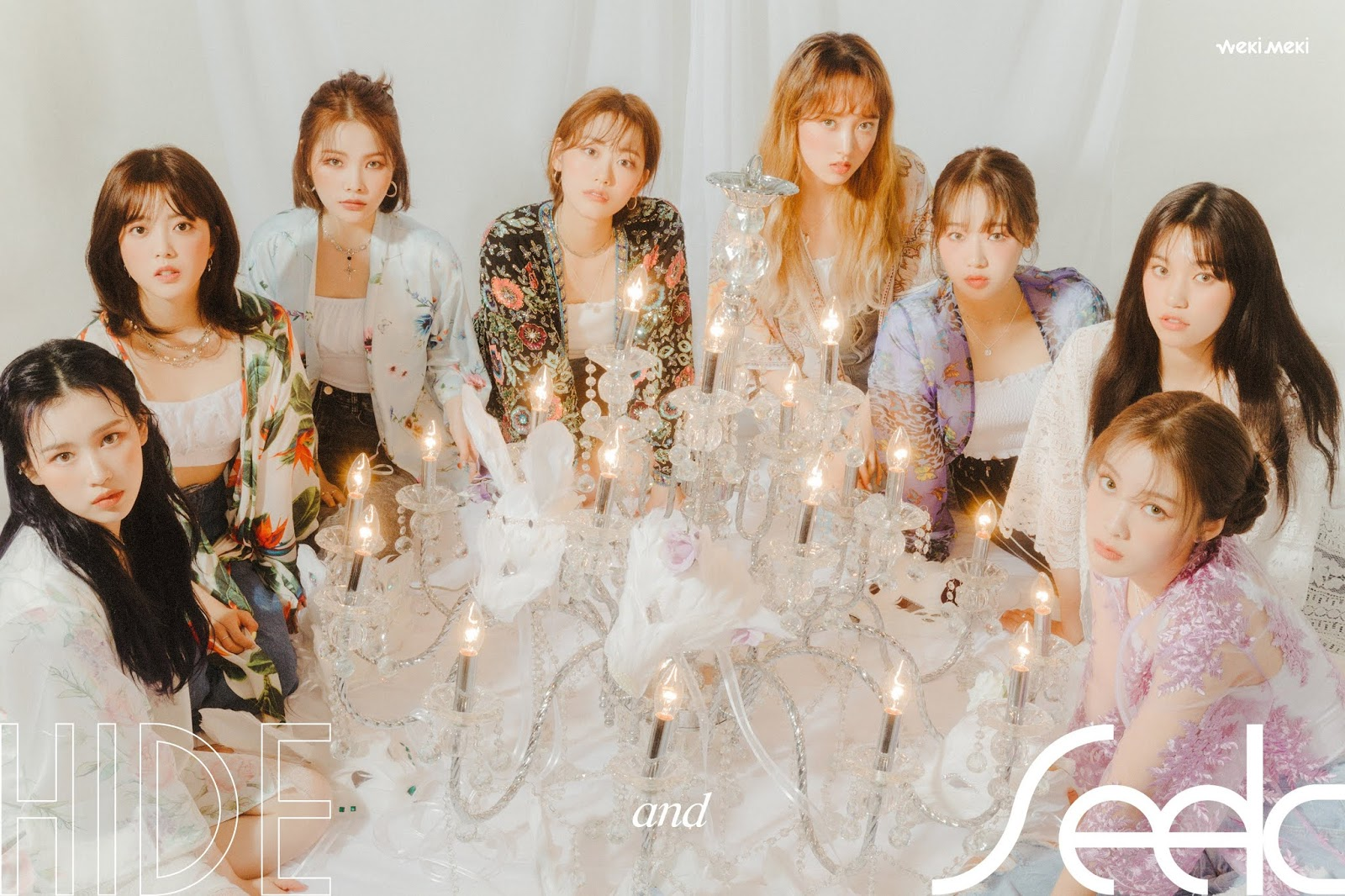 Weki Meki Hide and Seek Album