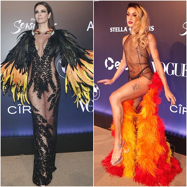 Baile carnaval Vogue 2018