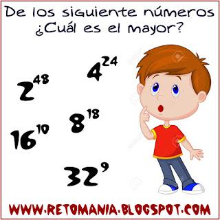 Descubre el número, Piensa rápido, El número que falta, Encuentra el resultado que falta