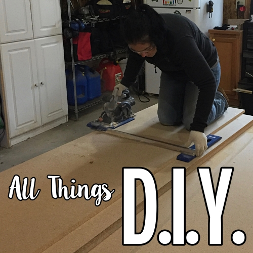 Crafts, Home Improvement, Tutorials, and Projects I've Shared