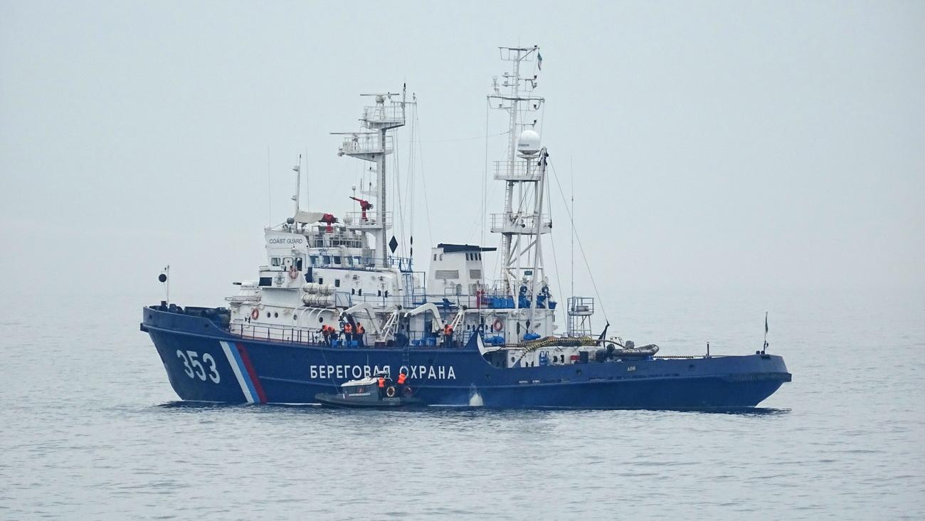 ВМСУ перетворять морський буксир у патрульний корабель