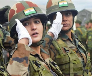 Indian Army received a permanent commission approval