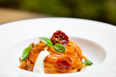 Andrea Ribaldone spaghetto Napoli Monograno Felicetti
