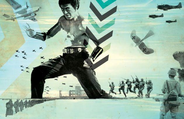 Gui Boucault - Design Portfolio - Kung-Fu