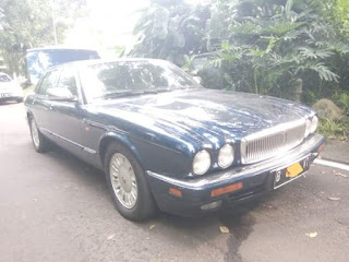 Jaguar Daimler 3.2 LAT A/T 1995 , Pajak Hidup
