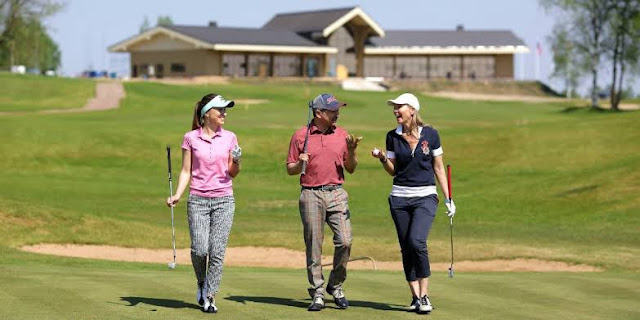 Golf Holidays : Get Away From It All in the golf Holidays