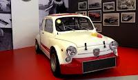 Fiat Abarth 1000 TCR, 1966