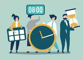 Maanfaat Jika Kamu Bisa Mengatur Waktumu