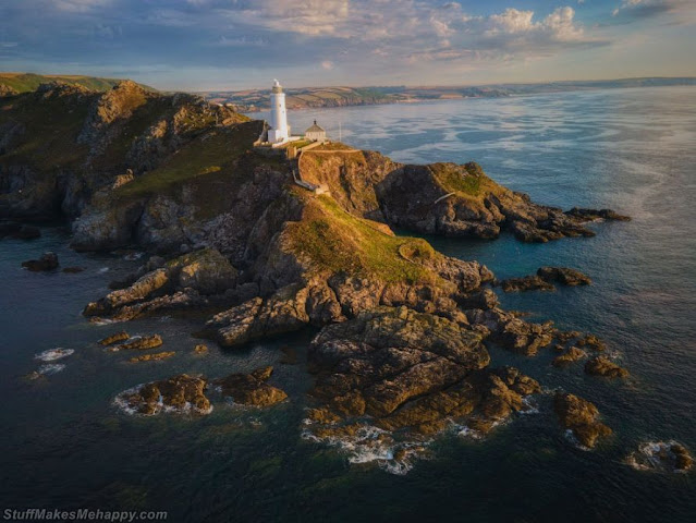 Lighthouse. (Photo by Liam Holley / Sea View Photography Competition 2020)