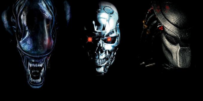 ¿Sabes que hay un actor que murio en el cine a manos de un Terminator, de un Depredador y de un Alien?