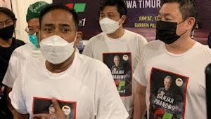 Relawan Jokowi di Jatim Deklarasi dukung Ganjar Pranowo 'The Next Jokowi'
