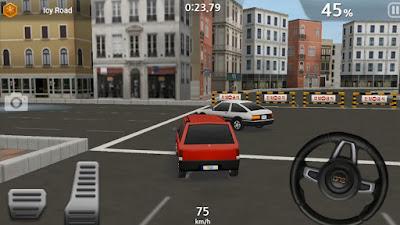 لعبة Dr. Driving 2 كاملة للأندرويد، لعبة Dr. Driving 2 مكركة، لعبة Dr. Driving 2 مود فري شوبينغ
