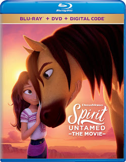 Spirit: El Indomable [BD25] *Con Audio Latino