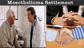 Asbestos cancer law lawsuit mesothelioma settlement