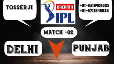Who will win DC vs KXIP IPL 2020 2nd match
