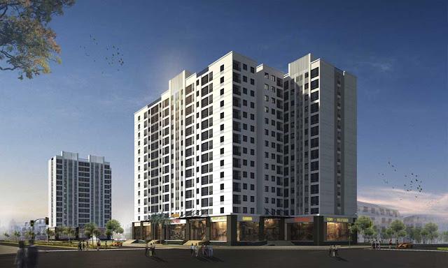 Dự án Khu đô thị Mê Linh New City - chung cư biệt thự liền kề
