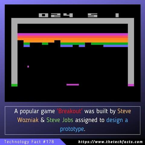 Technology Fact #178