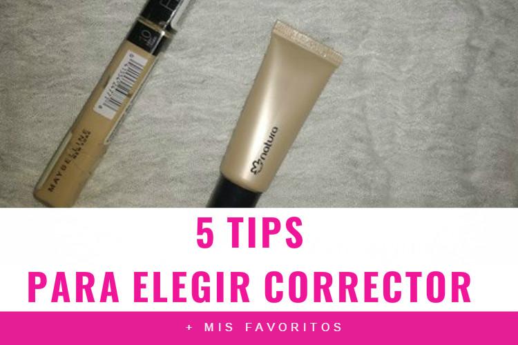 5 TIPS PARA ELEGIR CORRECTOR DE OJERAS + MIS FAVORITOS!