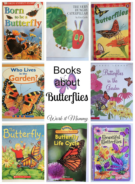 Butterfly Curriculum books