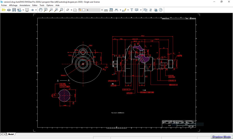 تحميل برنامج AutoDWG DWGSee Pro 2020 v5.2.2.2 كامل مع التفعيل