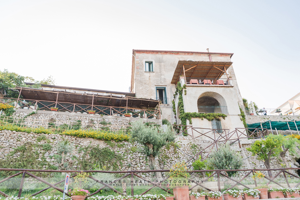 Hotel Parsifal in Ravello