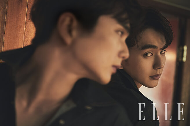 Shyshy couple translation yoo seung ho interview for elle having gone through many unanswered questions yoo seung ho grew stronger thecheapjerseys Gallery
