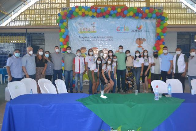 Prefeitura de Cacimbinhas faz segunda entrega do Cartão CRIA.