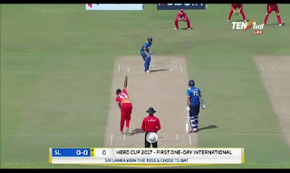 Cricket Highlights - Sri Lanka vs Zimbabwe 1st ODI 2017