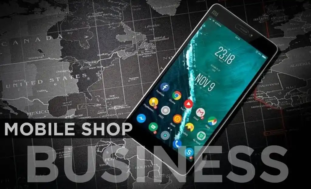 Mobile Shop Business Kaise Shuru Kare