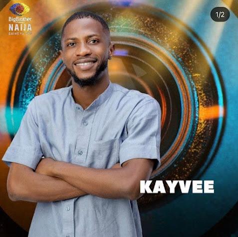 Kayvee, has been withdrawn from the BBNaija season six show