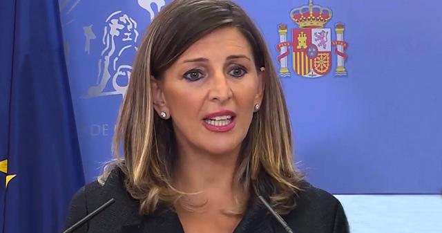 """Yolanda Díaz: """"El debate no es subir o bajar impuestos sino quién paga impuestos en nuestro país"""""""