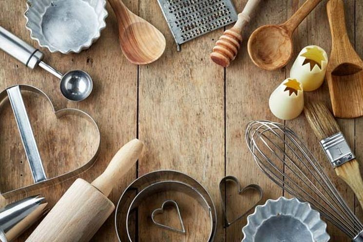 Gli Utensili Da Cucina Casacostantino
