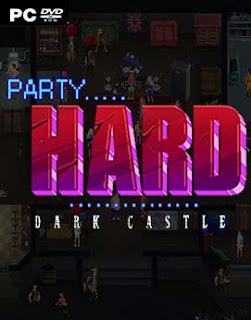 غلاف لعبة محاربة المخلوقات أسطورية في القلعة القديمة Party Hard