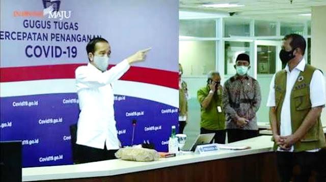 Jokowi Minta Rakyat Lebih Aktif Mengkritik dan Memberi Masukan