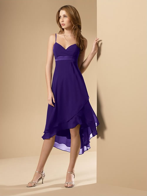 Purple Bridesmaid Dresses Designs - Wedding Dress