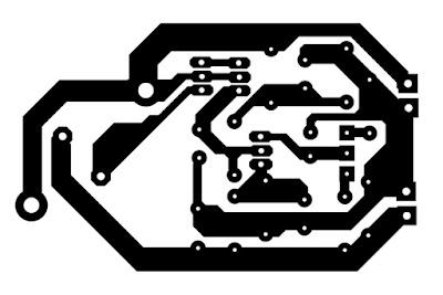 Membuat Rangkaian Power Suplay 3 sampai 30 Amper Sederhana