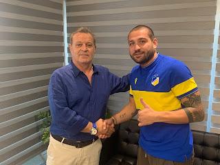 SMS ΑΠΟΕΛ: Murtaz Daushvili