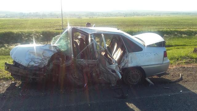 В Куюргазинском районе столкнулись две легковушки, погиб человек