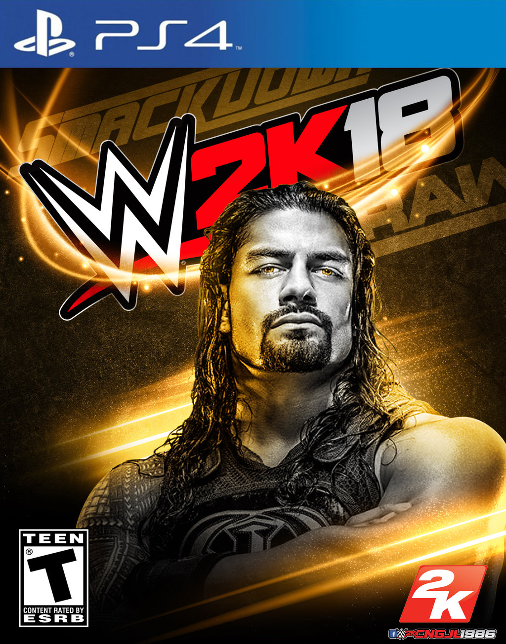WWE 2K18 Highly Compressed 754 33 MB Full Ver PC Game | All