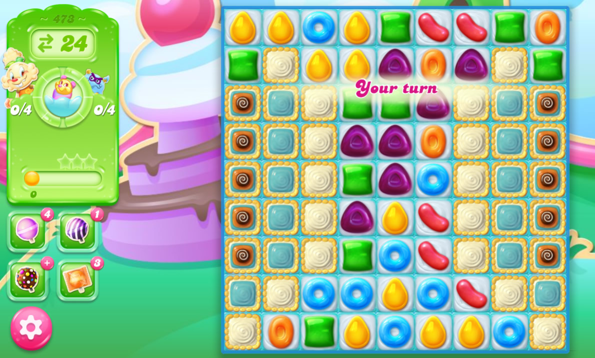 Candy Crush Jelly Saga 473
