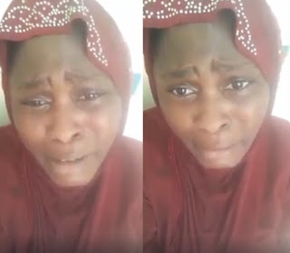 Please I need help, i don't want to die – Nigerian woman trafficked to Oman cried out for help (Video)