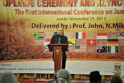Urgensi Konferensi Studi Jambi