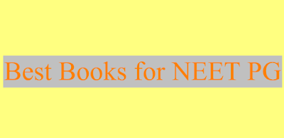Which are the best books (Subject-wise) for preparing for NEET PG Entrance?