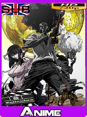AfroSamurai: Resurrection (2019) HD [720P] subtitulada [GoogleDrive-Mega] JorgeHD